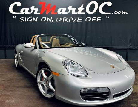 2006 Porsche Boxster for sale at CarMart OC in Costa Mesa, Orange County CA