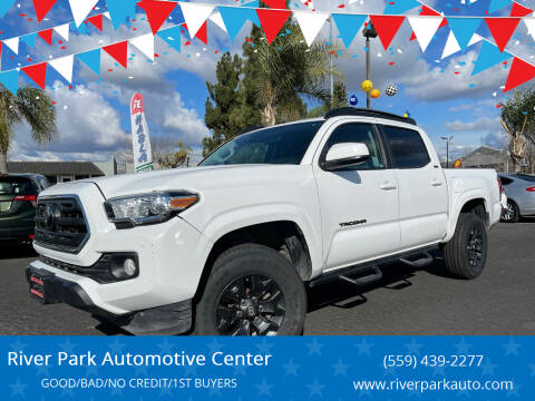 2018 Toyota Tacoma for sale at River Park Automotive Center in Fresno CA