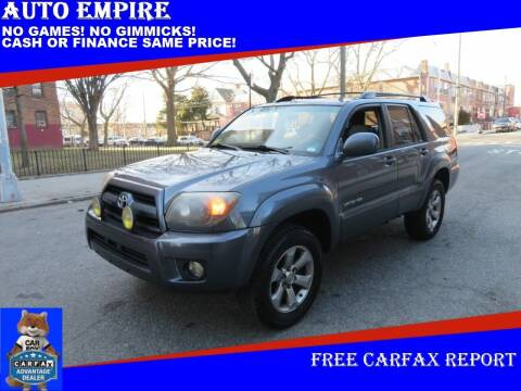2006 Toyota 4Runner for sale at Auto Empire in Brooklyn NY