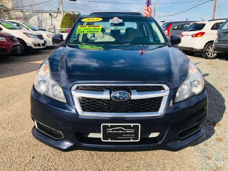 2013 Subaru Legacy for sale at Cape Cod Cars & Trucks in Hyannis MA