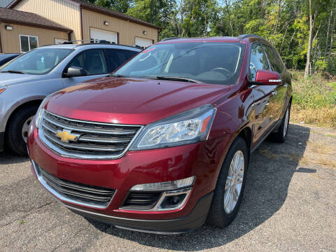 2015 Chevrolet Traverse for sale at Quality Auto Today in Kalamazoo MI