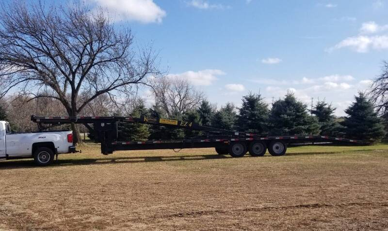 2017 Kaufman EZ4 for sale at Countryside Auto Body & Sales, Inc in Gary SD