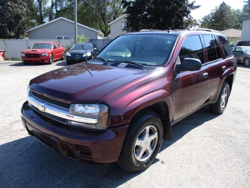 2006 Chevrolet TrailBlazer for sale at RJ Motors in Plano IL
