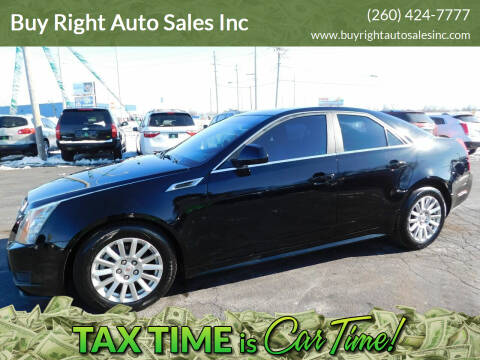 2011 Cadillac CTS for sale at Buy Right Auto Sales Inc in Fort Wayne IN
