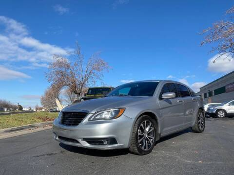 2014 Chrysler 200 for sale at All-Star Auto Brokers in Layton UT