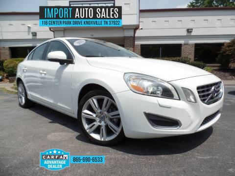 2011 Volvo S60 for sale at IMPORT AUTO SALES in Knoxville TN