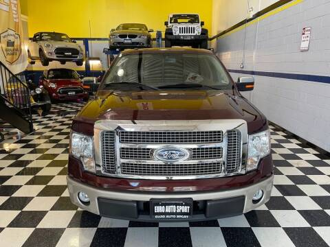 2010 Ford F-150 for sale at Euro Auto Sport in Chantilly VA
