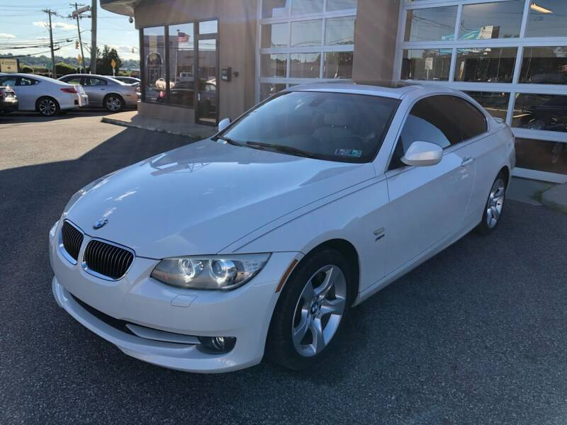 2012 BMW 3 Series for sale at MAGIC AUTO SALES - Magic Auto Prestige in South Hackensack NJ