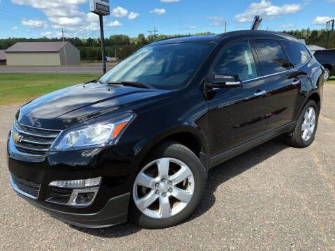 2017 Chevrolet Traverse for sale at STATELINE CHEVROLET BUICK GMC in Iron River MI
