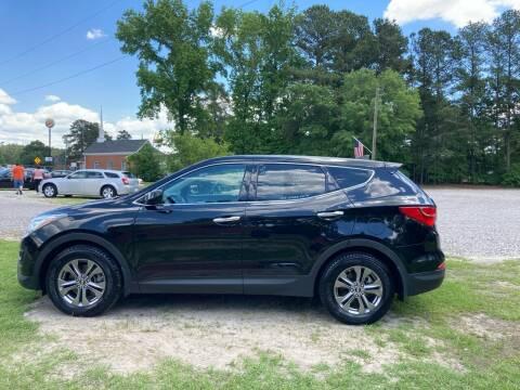 2013 Hyundai Santa Fe Sport for sale at Joye & Company INC, in Augusta GA
