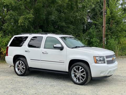 2013 Chevrolet Tahoe for sale at Charlie's Used Cars in Thomasville NC