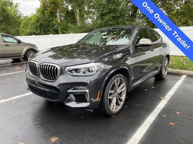 2020 BMW X4 for sale at Autohaus Group of St. Louis MO - 3015 South Hanley Road Lot in Saint Louis MO