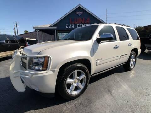 2012 Chevrolet Tahoe for sale at LUNA CAR CENTER in San Antonio TX
