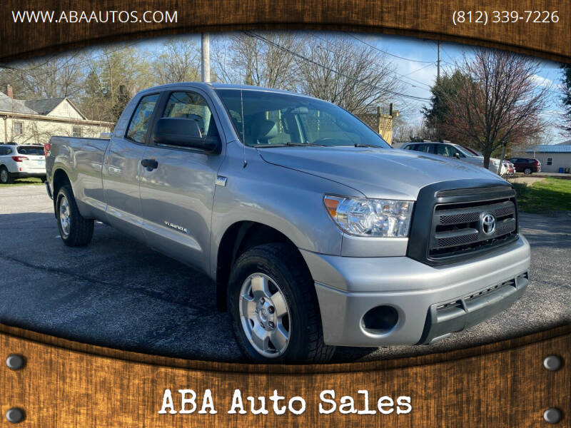 2010 Toyota Tundra for sale at ABA Auto Sales in Bloomington IN