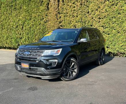 2018 Ford Explorer for sale at Yaktown Motors in Union Gap WA