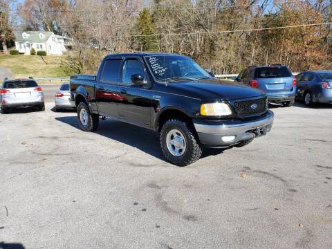 2001 Ford F-150 for sale at DISCOUNT AUTO SALES in Johnson City TN