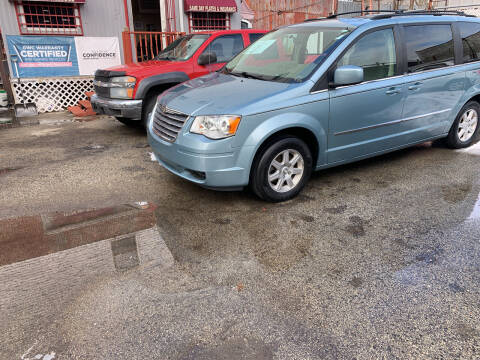 2010 Chrysler Town and Country for sale at Raceway Motors Inc in Brooklyn NY