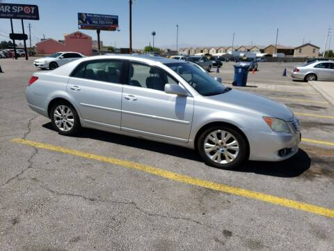 2010 Toyota Avalon for sale at Car Spot in Las Vegas NV