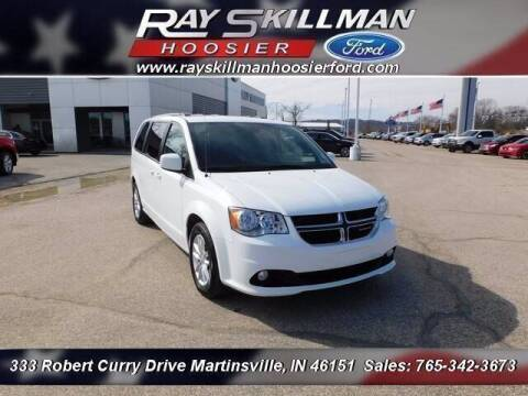 2019 Dodge Grand Caravan for sale at Ray Skillman Hoosier Ford in Martinsville IN
