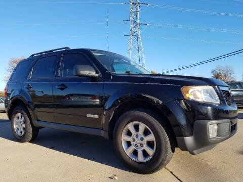 2008 Mazda Tribute for sale at CarNation Auto Group in Alliance OH