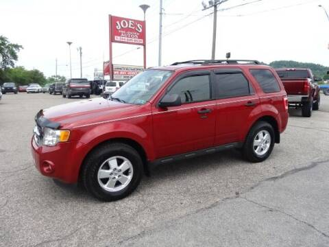 2011 Ford Escape for sale at Joe's Preowned Autos in Moundsville WV