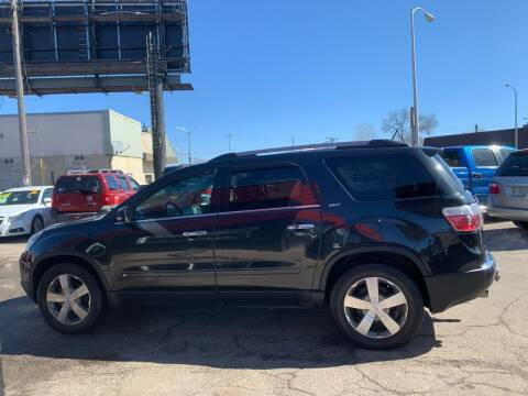 2010 GMC Acadia for sale at Autoplex 3 in Milwaukee WI