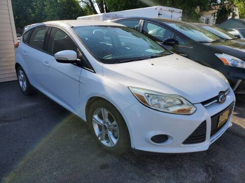 2013 Ford Focus for sale at Appleton Motorcars Sales & Service in Appleton WI
