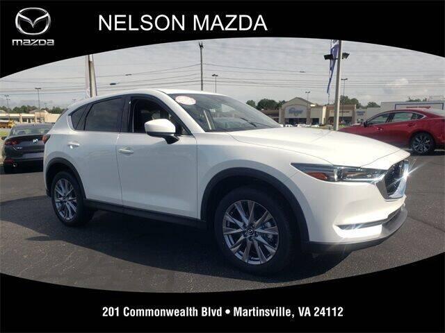 2021 Mazda CX-5 for sale in Martinsville, VA