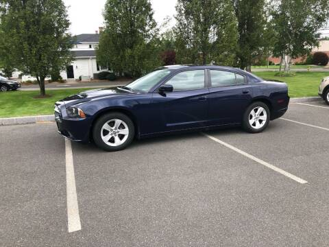 2014 Dodge Charger for sale at Chris Auto South in Agawam MA