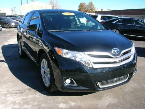 2015 Toyota Venza for sale at Avalanche Auto Sales in Denver CO