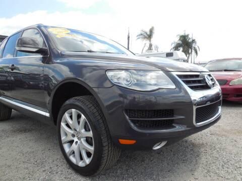 2010 Volkswagen Touareg for sale at DMC Motors of Florida in Orlando FL