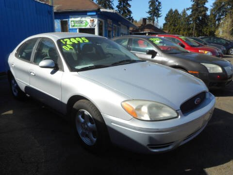 2004 Ford Taurus for sale at Lino's Autos Inc in Vancouver WA