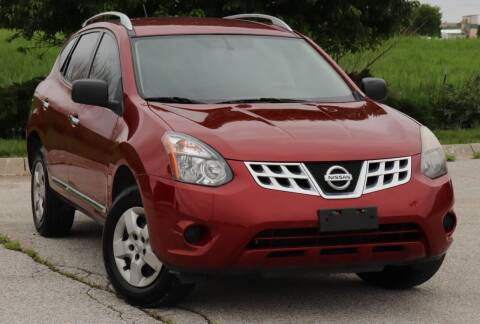 2015 Nissan Rogue Select for sale at Big O Auto LLC in Omaha NE