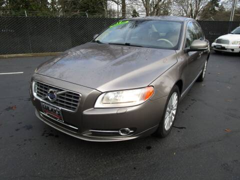 2012 Volvo S80 for sale at LULAY'S CAR CONNECTION in Salem OR