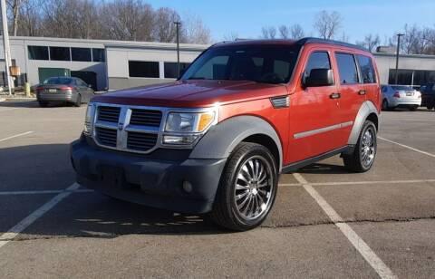 2007 Dodge Nitro for sale at J & J Used Auto in Jackson MI