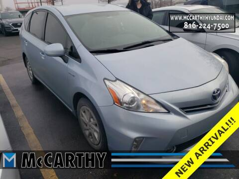 2014 Toyota Prius v for sale at Mr. KC Cars - McCarthy Hyundai in Blue Springs MO