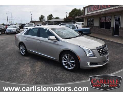 2013 Cadillac XTS for sale at Carlisle Motors in Lubbock TX