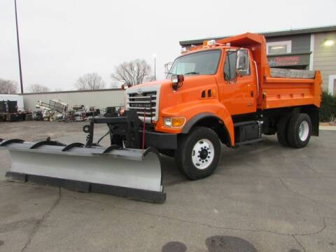 2002 Sterling L8500 Series for sale at NorthStar Truck Sales in St Cloud MN