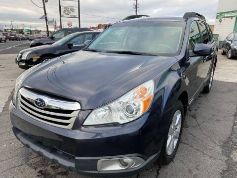 2010 Subaru Outback for sale at MFT Auction in Lodi NJ