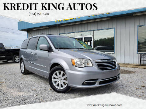 2013 Chrysler Town and Country for sale at Kredit King Autos in Montgomery AL