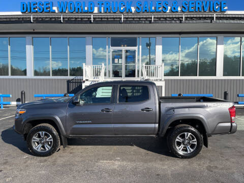 2016 Toyota Tacoma for sale at Diesel World Truck Sales in Plaistow NH