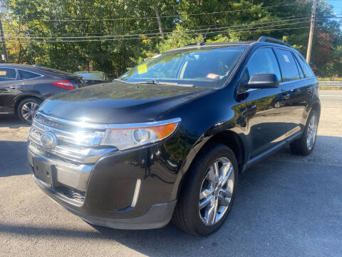 2013 Ford Edge for sale at Royal Crest Motors in Haverhill MA