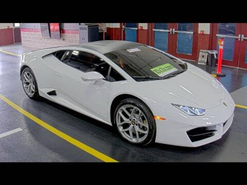 2017 Lamborghini Huracan for sale at Cars-KC LLC in Overland Park KS