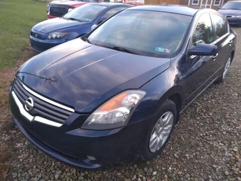 2009 Nissan Altima for sale at Seneca Motors, Inc. (Seneca PA) - WARREN, PA LOCATION in Warren PA