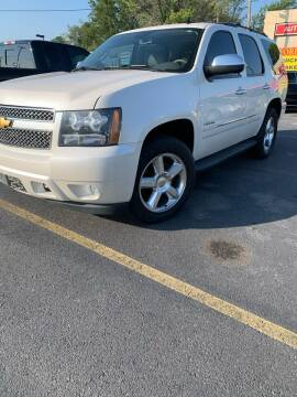2012 Chevrolet Tahoe for sale at BRYANT AUTO SALES in Bryant AR