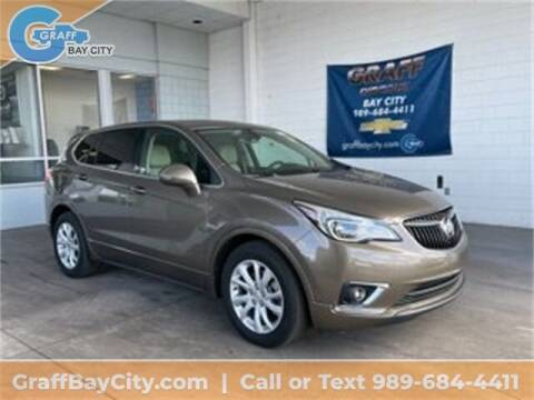 2019 Buick Envision for sale at GRAFF CHEVROLET BAY CITY in Bay City MI