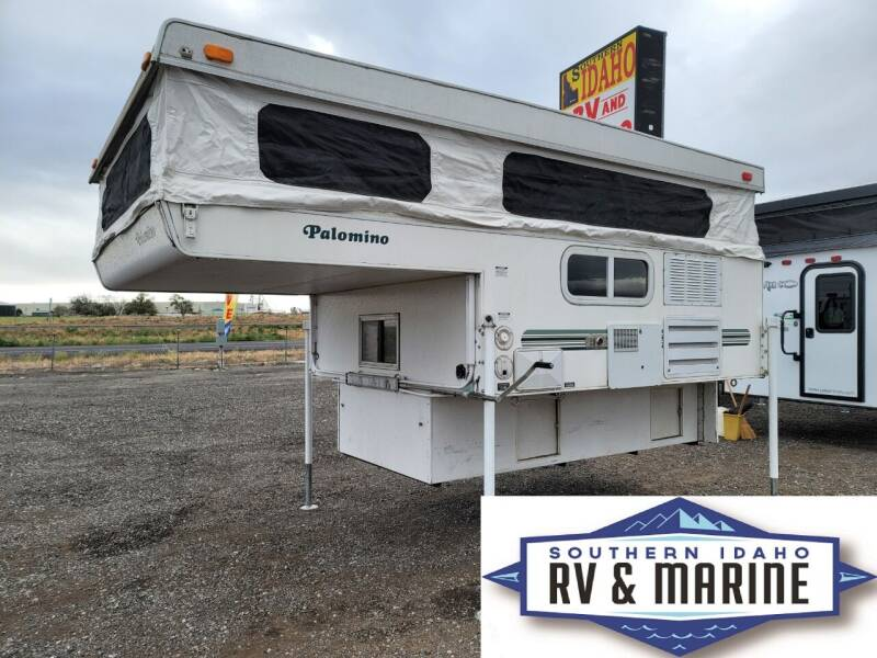 2003 Palomino BRONCO 1200 for sale at SOUTHERN IDAHO RV AND MARINE in Jerome ID