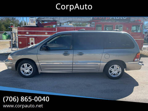 2003 Ford Windstar for sale at CorpAuto in Cleveland GA