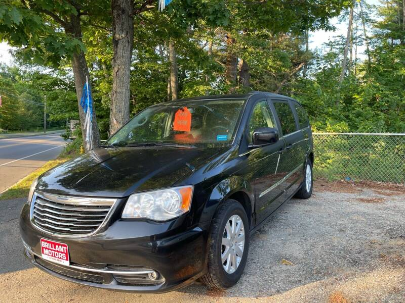 2015 Chrysler Town and Country for sale at Brilliant Motors in Topsham ME