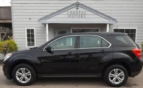 2014 Chevrolet Equinox for sale at Coastal Motors in Buzzards Bay MA